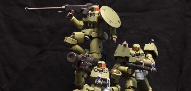OZ-06MS Leo and Leo Option Set