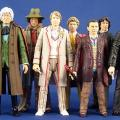 Eleven Doctors Figure Set