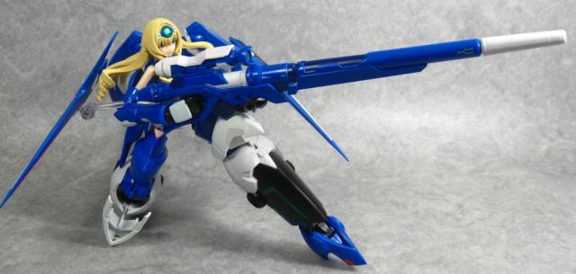 Cecilia Alcott Blue Tears Strike Gunner