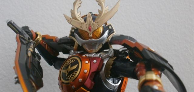 Kamen Rider Gaim Kachidoki Arms