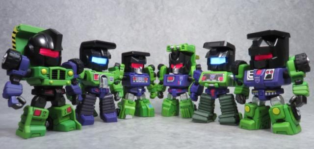 Kids Nations Series TF 04 Constructicons