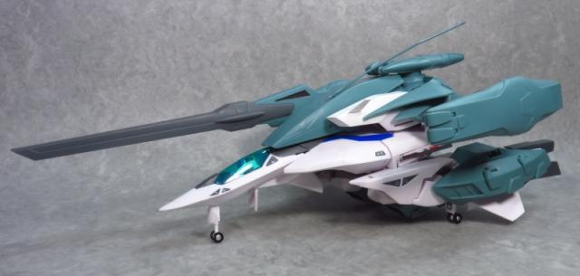 1//60 VF-2SS Valkyrie II w// SAP Fairy Squadron Limited EVOLUTION... MACROSS II