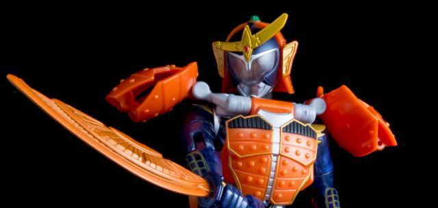 Kamen Rider Gaim Orange Arms