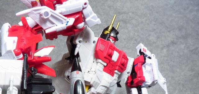 Unite Warriors Superion