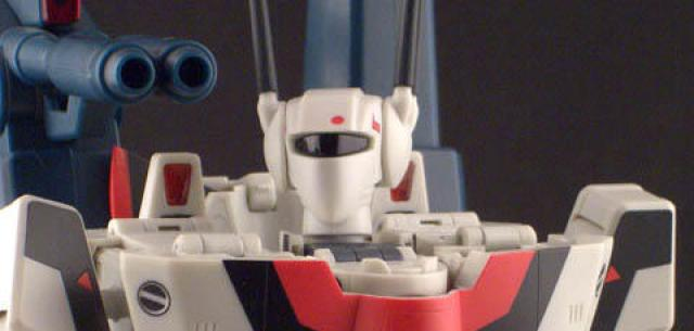 VF-1S with SUPER and STRIKE Parts (Hikaru Ichijo)