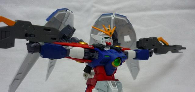 Bandai Gundam Robot Spirits Leo W// Flight Unit Weapon Action Figure MSIA Lot