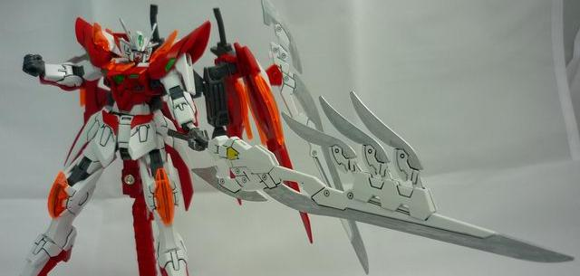 Wing Gundam Zero Honoo Feather Blade