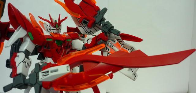 Wing Gundam Zero Honoo