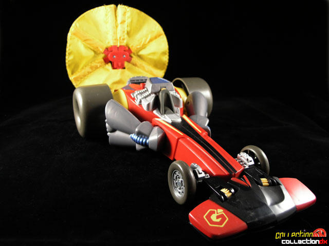 Speed-Bot Dragster