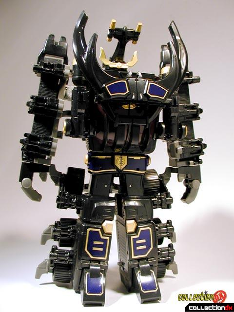 Deluxe Thunder Power Megazord