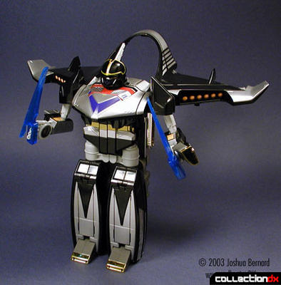 Time Shadow Megazord