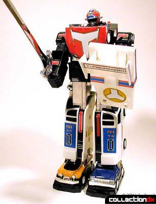 DX Turbo Robo
