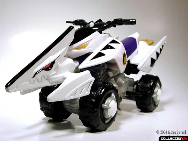 White Thunder ATV