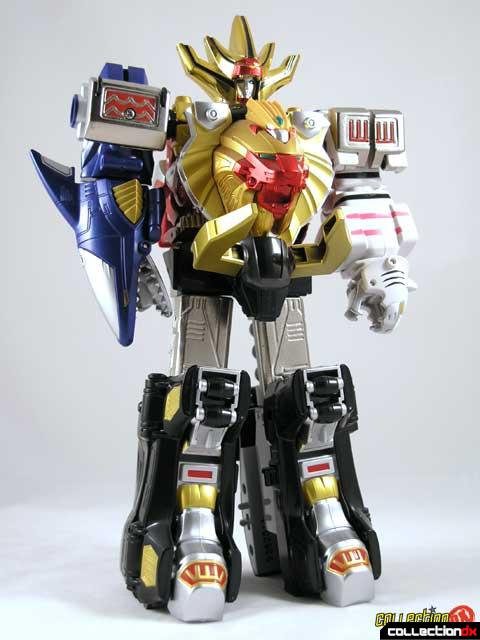 Wild Force Power Rangers Animal Zord Megazord Parts Gaoranger DX Super Sentai