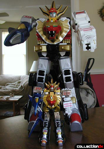 Jumbo Wild Force Megazord