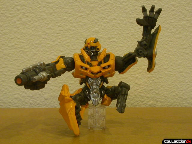 Battle Scenes- Final Stand (Bumblebee figure, front)