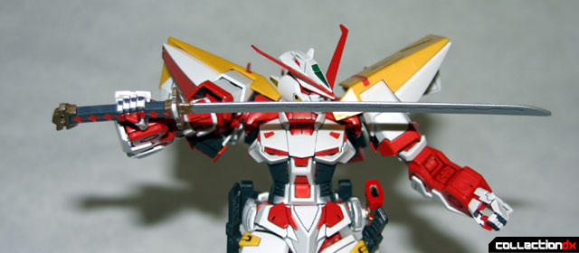 Gundam Astray Red Frame Second L
