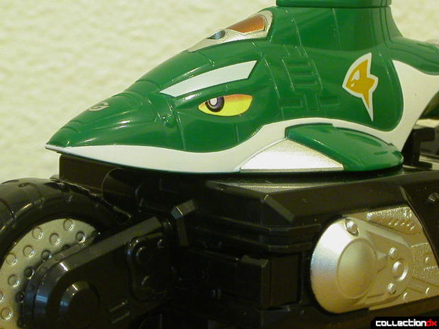 Engine Gattai Series 1- Engine Birca (head detail)