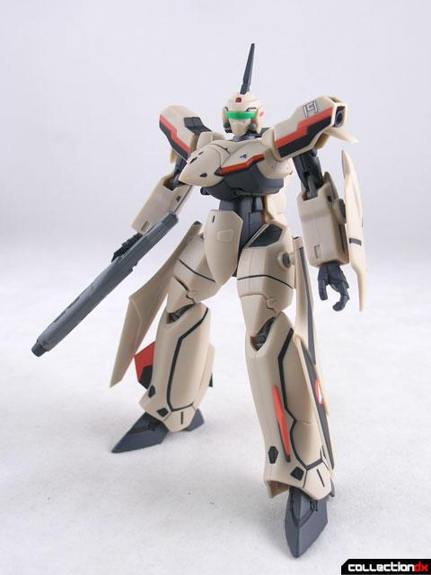 001 par Yamato YF-19 ACTION FIGURE No Yamato GN-U dou Macross Plus