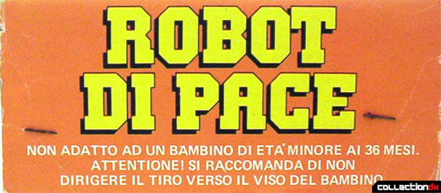 Robot di Pace