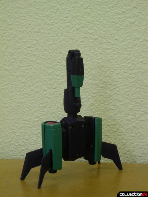 Decepticon Lugnut-  weapon Automorph feature 1-4