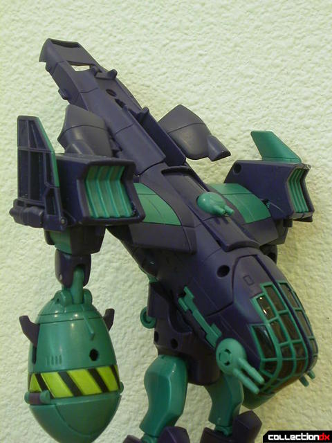 Decepticon Lugnut- Automorph feature 1-4