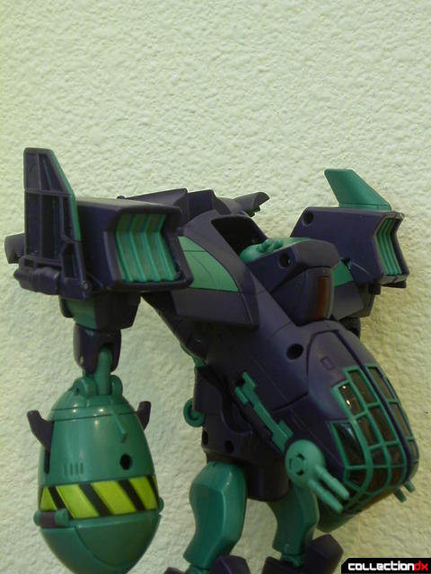 Decepticon Lugnut- Automorph feature 2-4