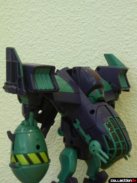 Decepticon Lugnut- Automorph feature 3-4