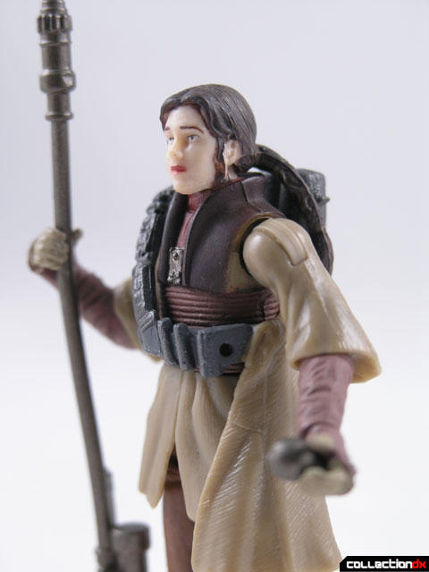 Princess Leia in Boushh Disguise