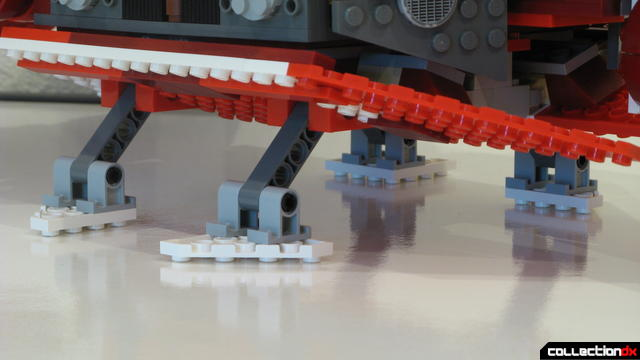 Republic Cruiser (landing gear detail)