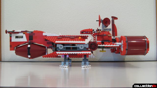 Republic Cruiser (left profile)