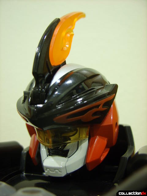 Deluxe Jungle Master Megazord (head detail)