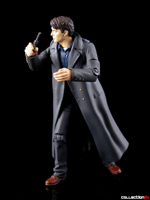 Captain Jack Harkness with Revolver