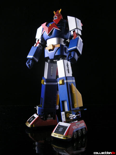 GX-31V Voltes V Respect for Volt in Box