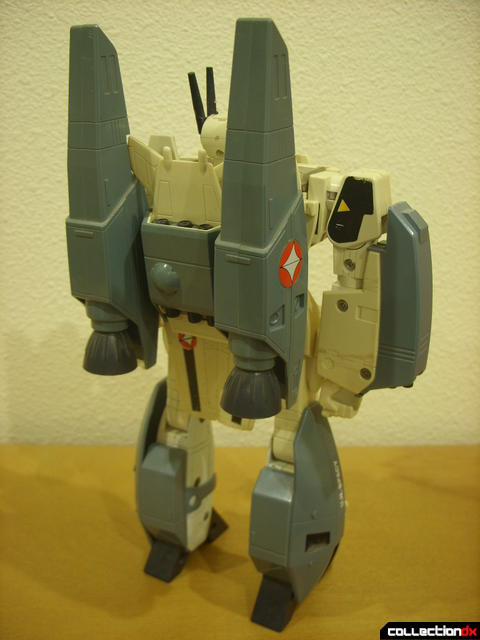 VF-1S Super Valkyrie - Battroid Mode (back)