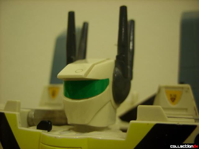 VF-1S Super Valkyrie - Battroid Mode (head detail)