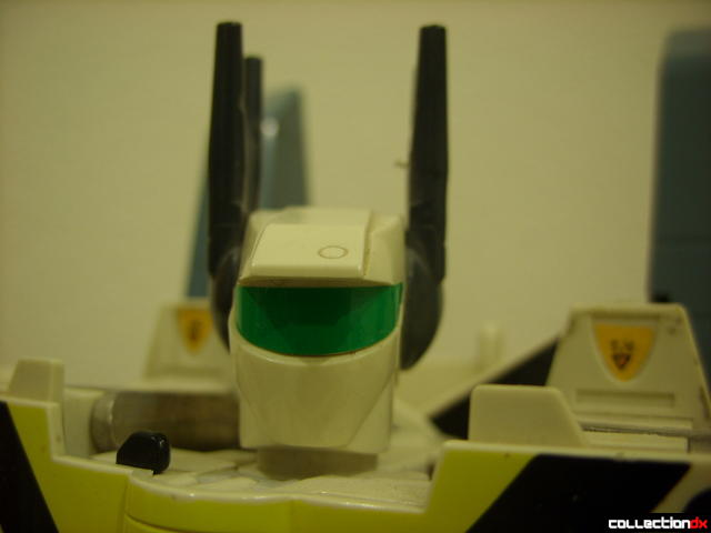 VF-1S Super Valkyrie - Battroid Mode (head detail, alt.)
