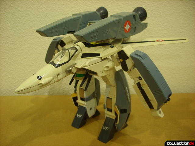 VF-1S Super Valkyrie - GERWALK Mode (front)