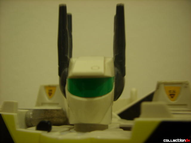 VF-1S Valkyrie - Battroid Mode (head detail, alt.)
