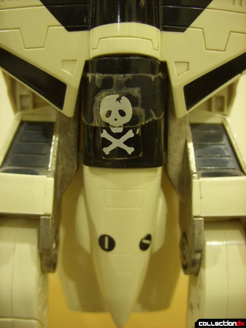 VF-1S Valkyrie - Battroid Mode (lower torso detail)