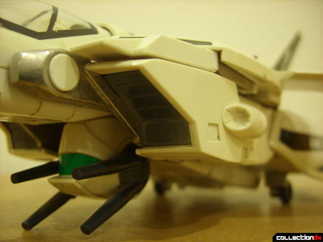 VF-1S Valkyrie - Fighter Mode (air intake detail)
