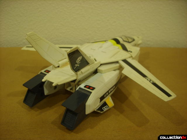 VF-1S Valkyrie - Fighter Mode (back)