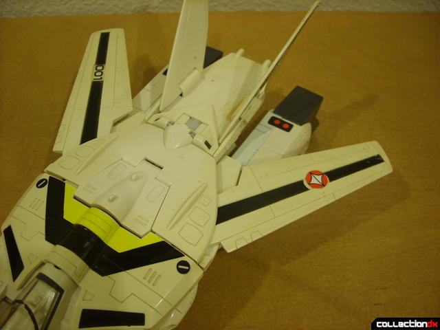 VF-1S Valkyrie - Fighter Mode (wings retracted)