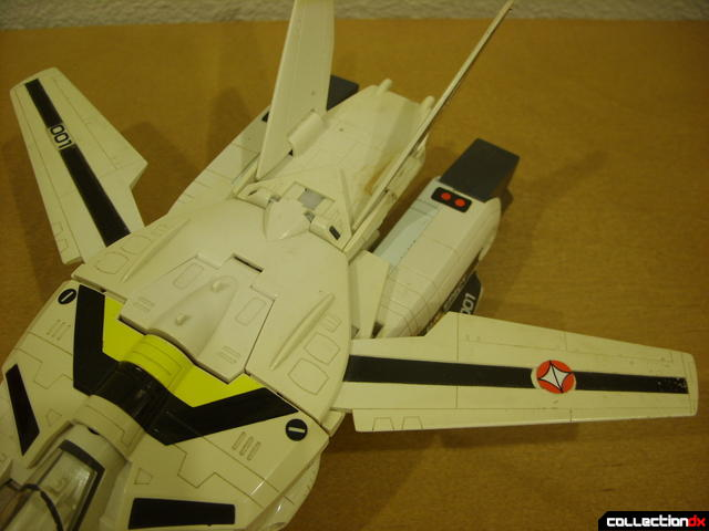 VF-1S Valkyrie - Fighter Mode (wings spread normal)