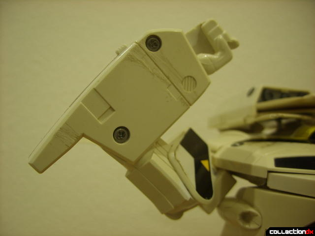 VF-1S Valkyrie - GERWALK Mode (right arm posed)
