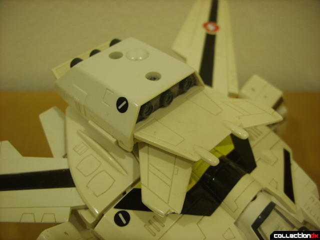VF-1S Valkyrie - GERWALK Mode (thruster assembly detail)
