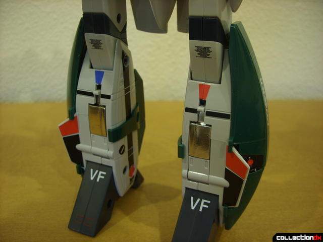 Origin of Valkyrie VF-1A Super Valkyrie Ichijyo- Battroid Mode (leg pods attached)