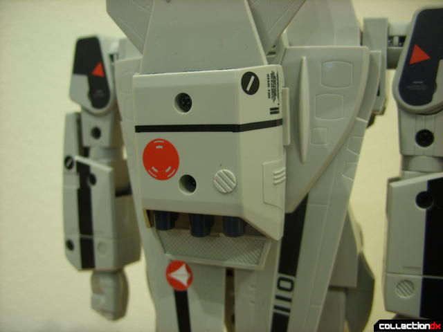 Origin of Valkyrie VF-1A Super Valkyrie Ichijyo- Battroid Mode (without boster clip-on)