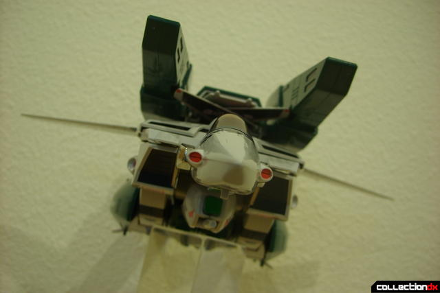 Origin of Valkyrie VF-1A Super Valkyrie Ichijyo- Battroid Mode dramatic angle (1)