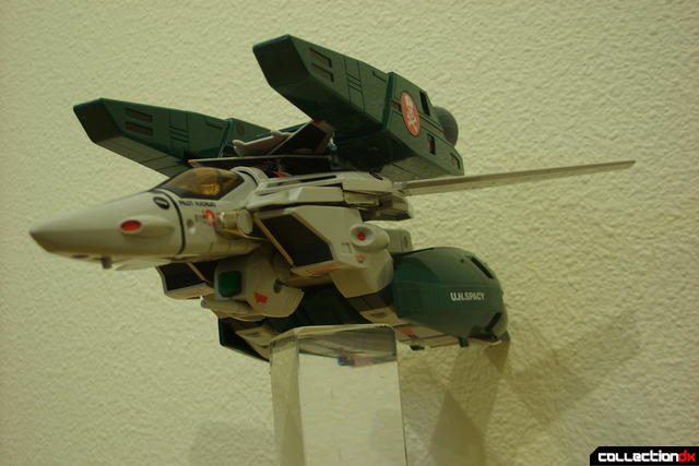 Origin of Valkyrie VF-1A Super Valkyrie Ichijyo- Battroid Mode dramatic angle (2)